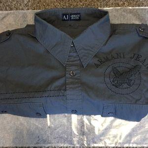 Armani Jeans long sleeve shirt